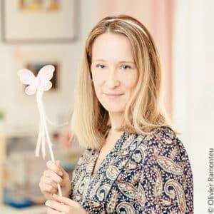 Caroline Ferriol, consultante du sommeil Fée Dodo