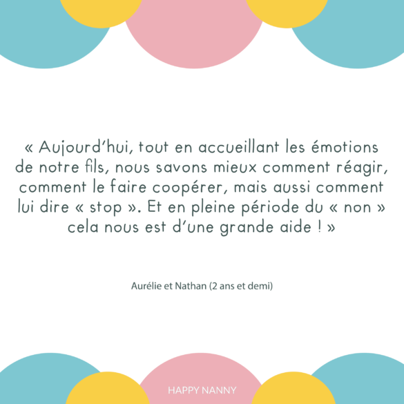 Accompagnement «18 mois-3 ans»